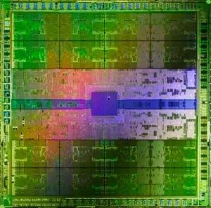 NVidia GeForce 100 Die
