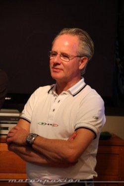 Horacio Pagani nos cuenta detalles del Pagani C9