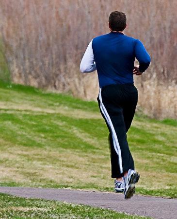 Correr con asistencia para ganar velocidad y potencia