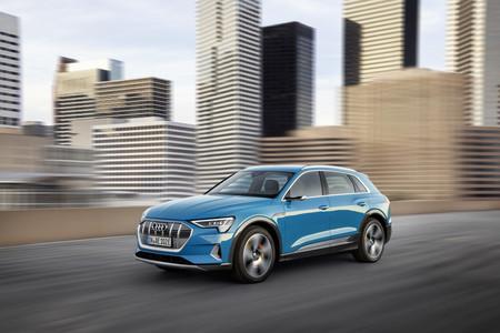 Dos cajas de cambio y una sola marcha: así de sorprendente es la transmisión del  Audi e-tron