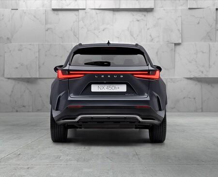 Lexus Nx 450h 2021 4