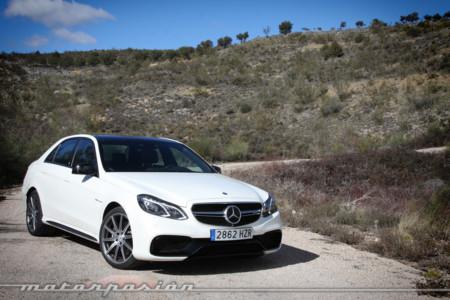 Mercedes-AMG E 63 Prueba 8