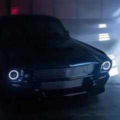 Foto 3 de 9 de la galería charge-ford-mustang-electrico en Motorpasión