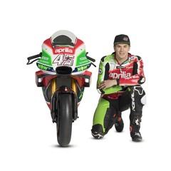 Foto 33 de 52 de la galería aprilia-racing-team-gresini-motogp-2018 en Motorpasion Moto