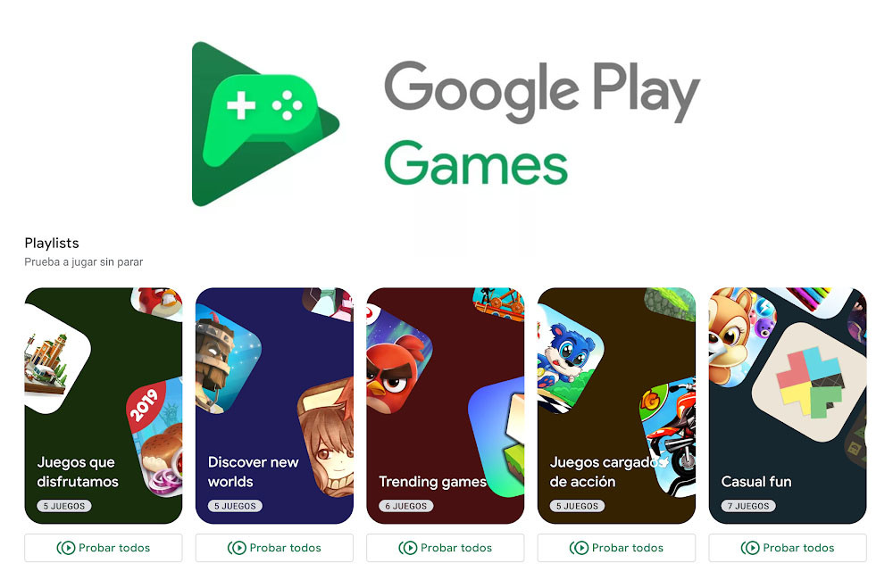 Google Play Games launches