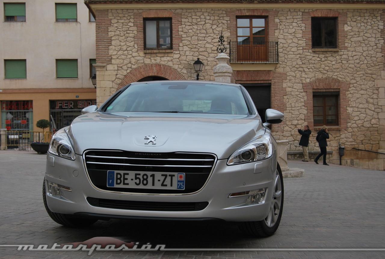 Foto de Peugeot 508 y 508 SW (presentación) (65/118)