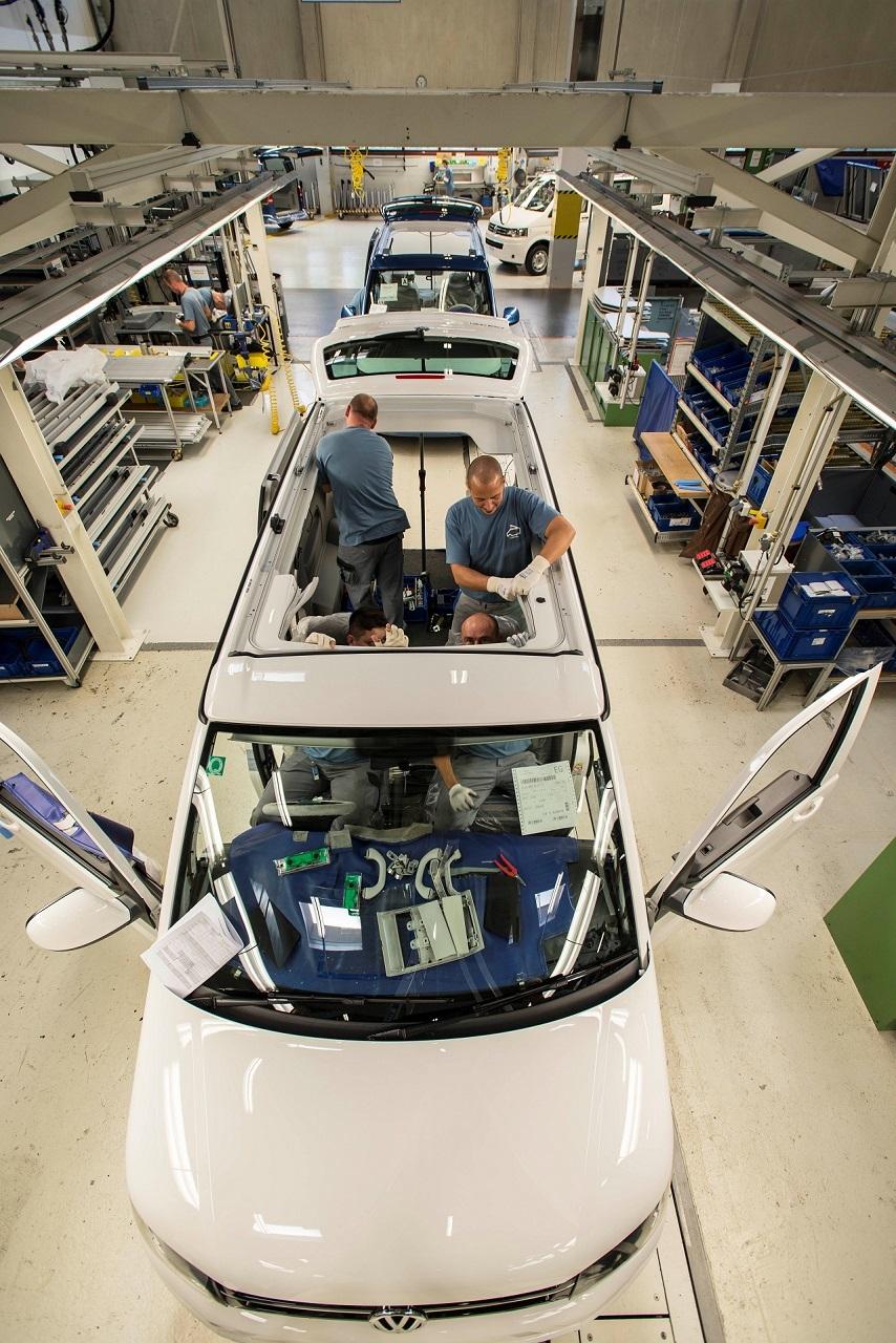 Foto de Volkswagen California - 50.000 uds (8/9)