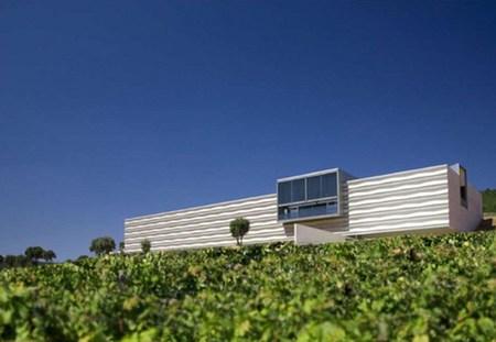 Bodegas de diseño : Bodegas Casalobos por Sol Madridejos y Juan Carlos Sancho