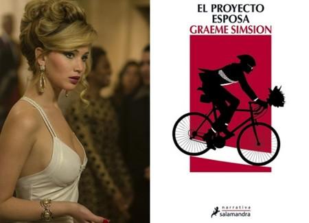 Jennifer Lawrence protagonizará la adaptación de 'El Proyecto Esposa'