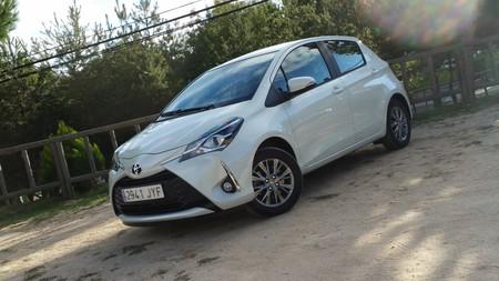 No echamos de menos al diesel en la prueba del Toyota Yaris 110