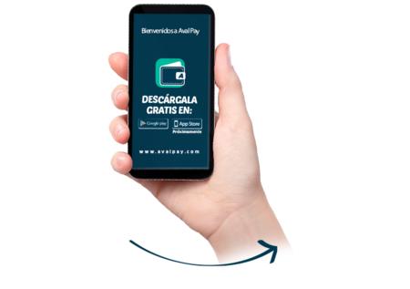 AvalPay es la forma de pagar desde tu celular en Colombia