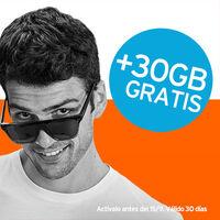Simyo regala 30GB de datos a todos sus clientes para gastar en verano