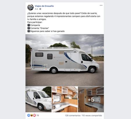 Sorteo Caravana