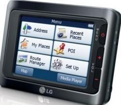LN-735, otro GPS de LG ya a la venta