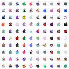 Foto 1 de 4 de la galería galeria-logos-apple-event en Applesfera