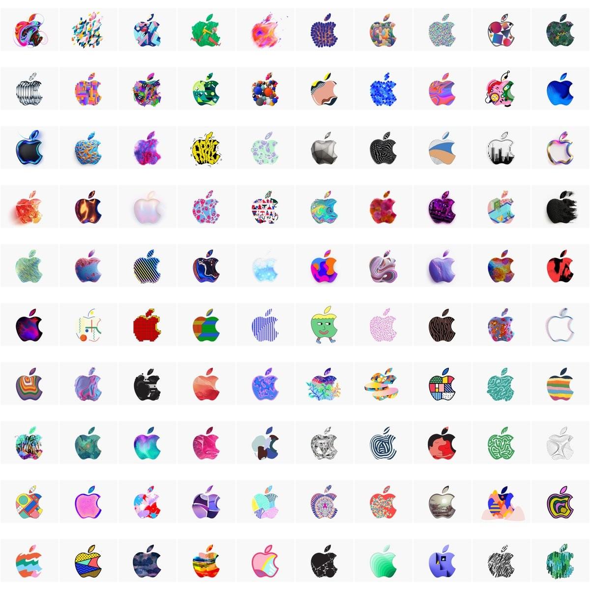 Foto de Galería logos Apple Event (1/4)