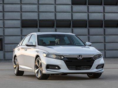 El Honda Accord 2018 es un Acura con motor de Type R y opción a caja manual