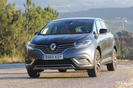 Renault Espace Prueba