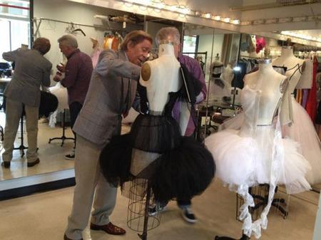 Valentino diseñará el vestuario del  New York City Ballet