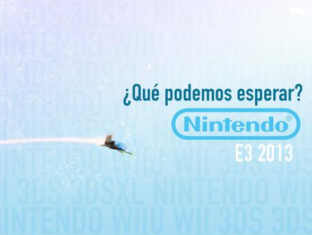 Qué podemos esperar de Nintendo en el E3 2013