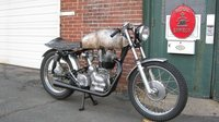 Project Badger, construir, poner en marcha y correr con una Royal Enfield