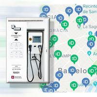 Ya está en marcha la red de puntos de recarga 'Endolla Barcelona' para coches eléctricos en la Ciudad Condal