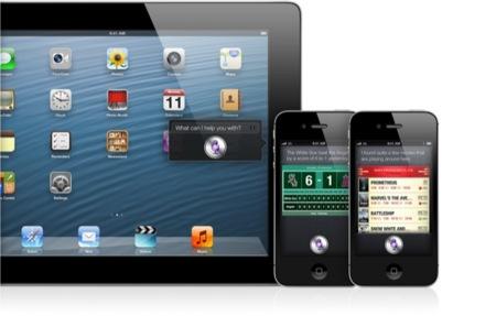 Siri en iOS 6