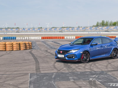 Honda Civic Type R 2017: probamos el compacto deportivo más rápido en Nürburgring