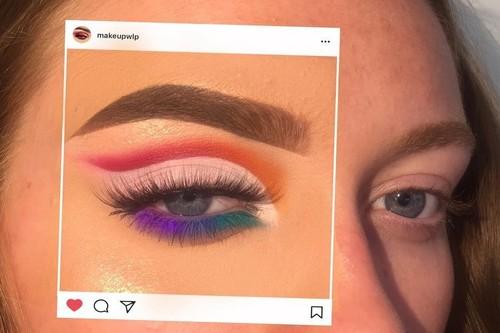 """Instaception, la nueva tendencia beauty que lleva el 'Instagram vs. Real Life"""" al siguiente nivel"""