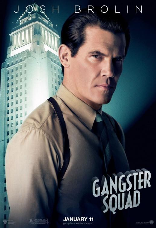 Foto de 'Gangster Squad (Brigada de élite)', los carteles (10/18)