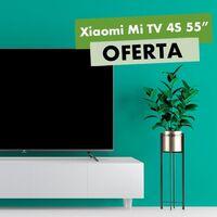 Estrenar una smart TV de 55 pulgadas como la Xiaomi Mi TV 4S te sale por sólo 349,99 euros este Black Friday en eBay