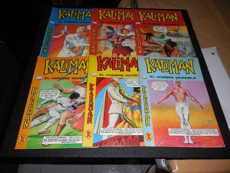 Kaliman De Los 60s 70s