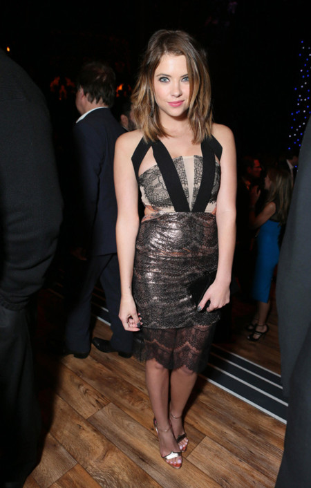 Ashley Benson Grammy 2014
