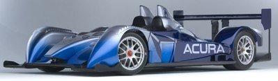 Acura entra en las American Le Mans Series