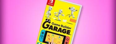 'Game Builder Garage', el juego de Nintendo Switch que te enseñará a programar ya se puede reservar en Amazon México por 729 pesos
