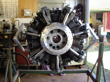 Motor Radial Russell Sutton 1