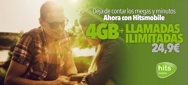 Ilimitada Hits 4gb