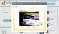 Yfrog ahora permite actualizar Twitter desde la webcam