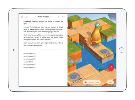 Swift Playgrounds, una nueva app para aprender Swift directo desde el iPad