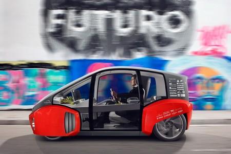 Rinspeed Oasis, un concept-car eléctrico y autónomo que fulmina la conducción como la conocemos