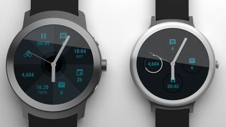 Los smartwatches de Google serían presentados en 2017, según @evleaks