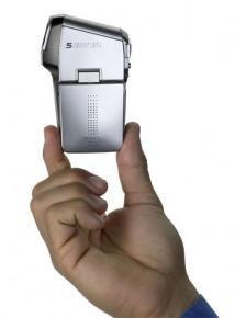 La cámara de vídeo más compacta del mundo