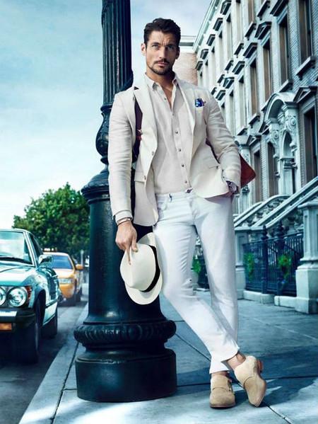 Básicos de primavera (VIII): nos vestimos de blanco sin pasar por el altar ni por Ibiza