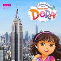 Descubre Nueva York de la mano de Dora la Exploradora