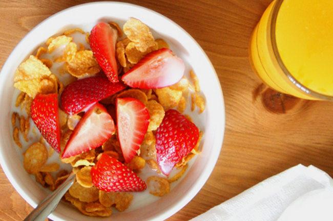 Un desayuno para cada d a de la semana for Cocina 1 dia para toda la semana