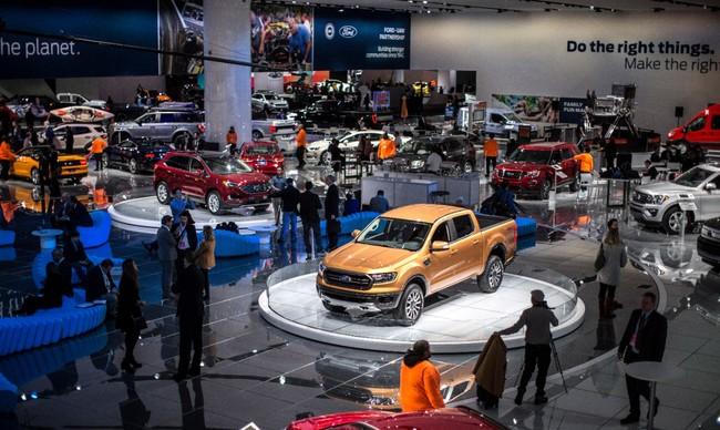 Guarda el abrigo. El Auto Show de Detroit se moverá a junio u octubre en 2020