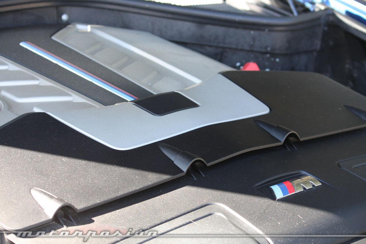 Foto de BMW X6 M (prueba) (14/41)