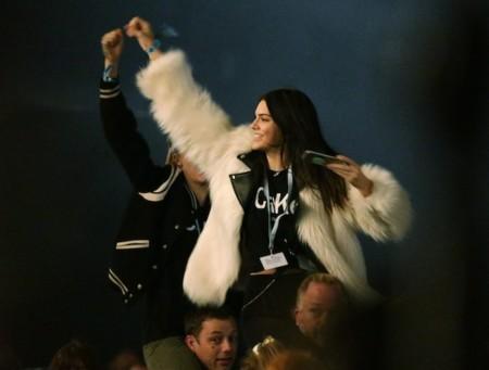 Kendall Jenner Glastonbury 2015