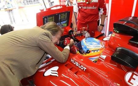 Fernando Alonso se hunde en la clasificación y saldrá séptimo