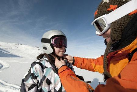 La oftalmia: el mal de la nieve